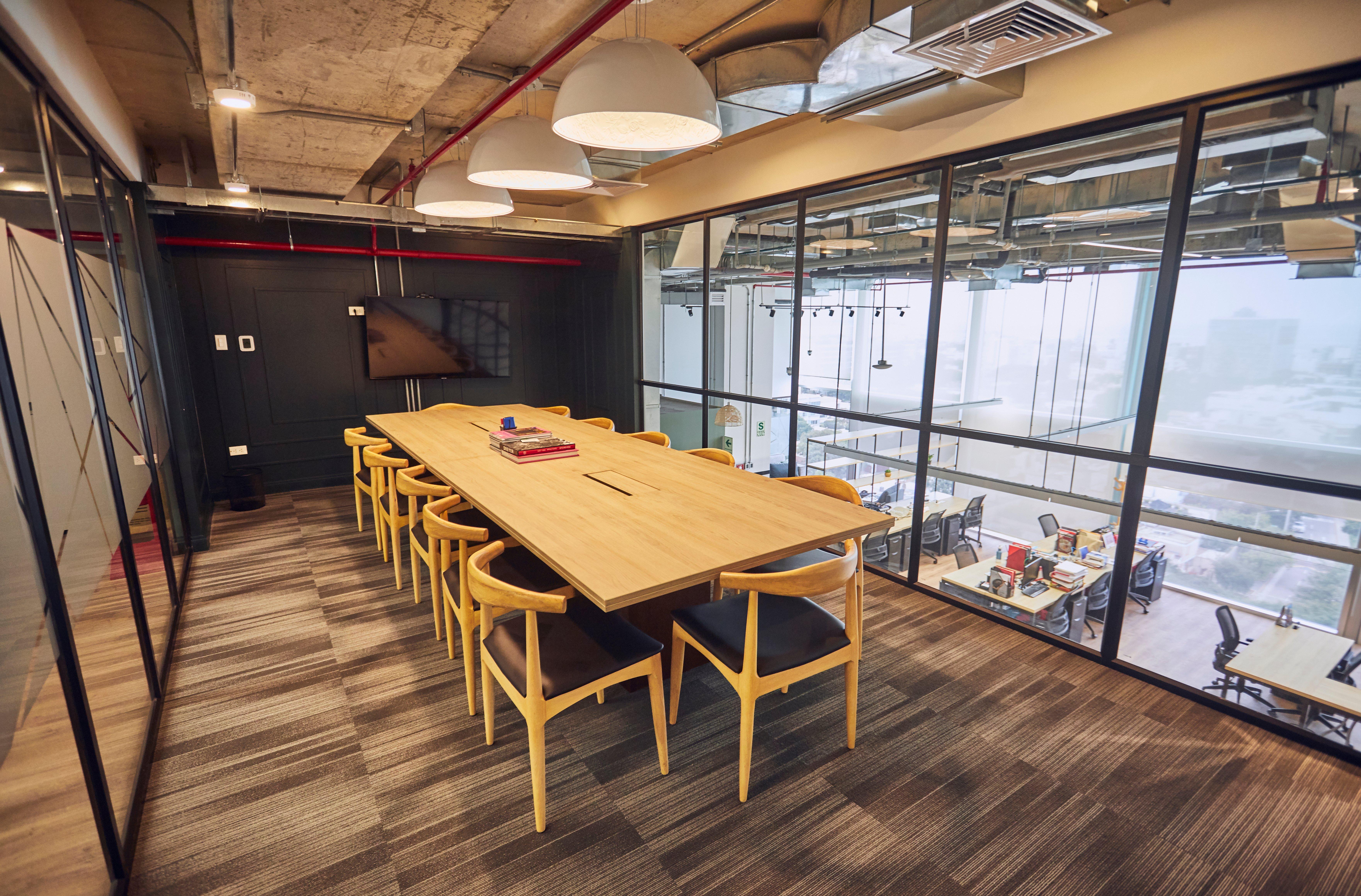 oficina privada en comunal