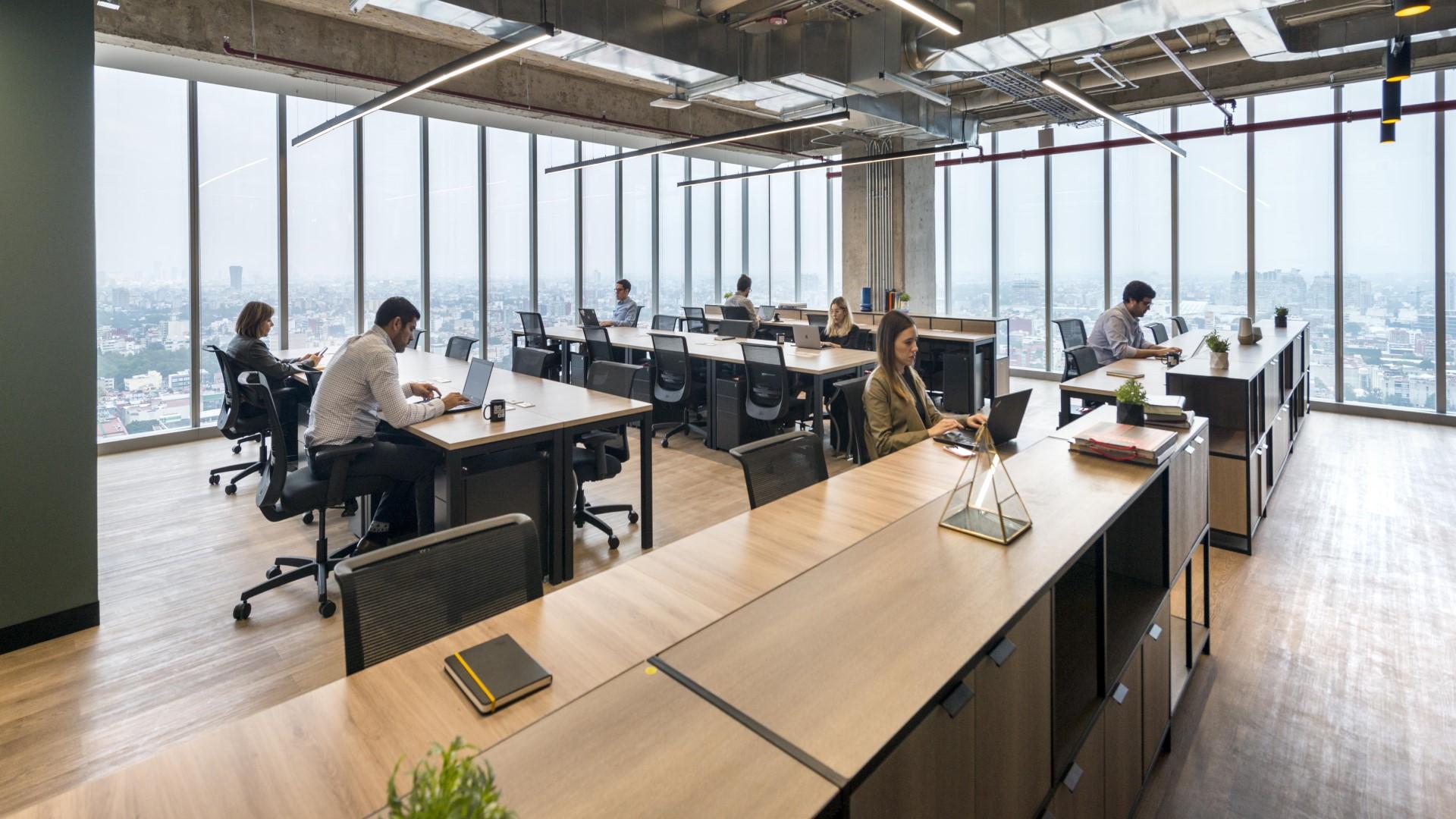 5 razones para elegir las oficinas privadas de comunal