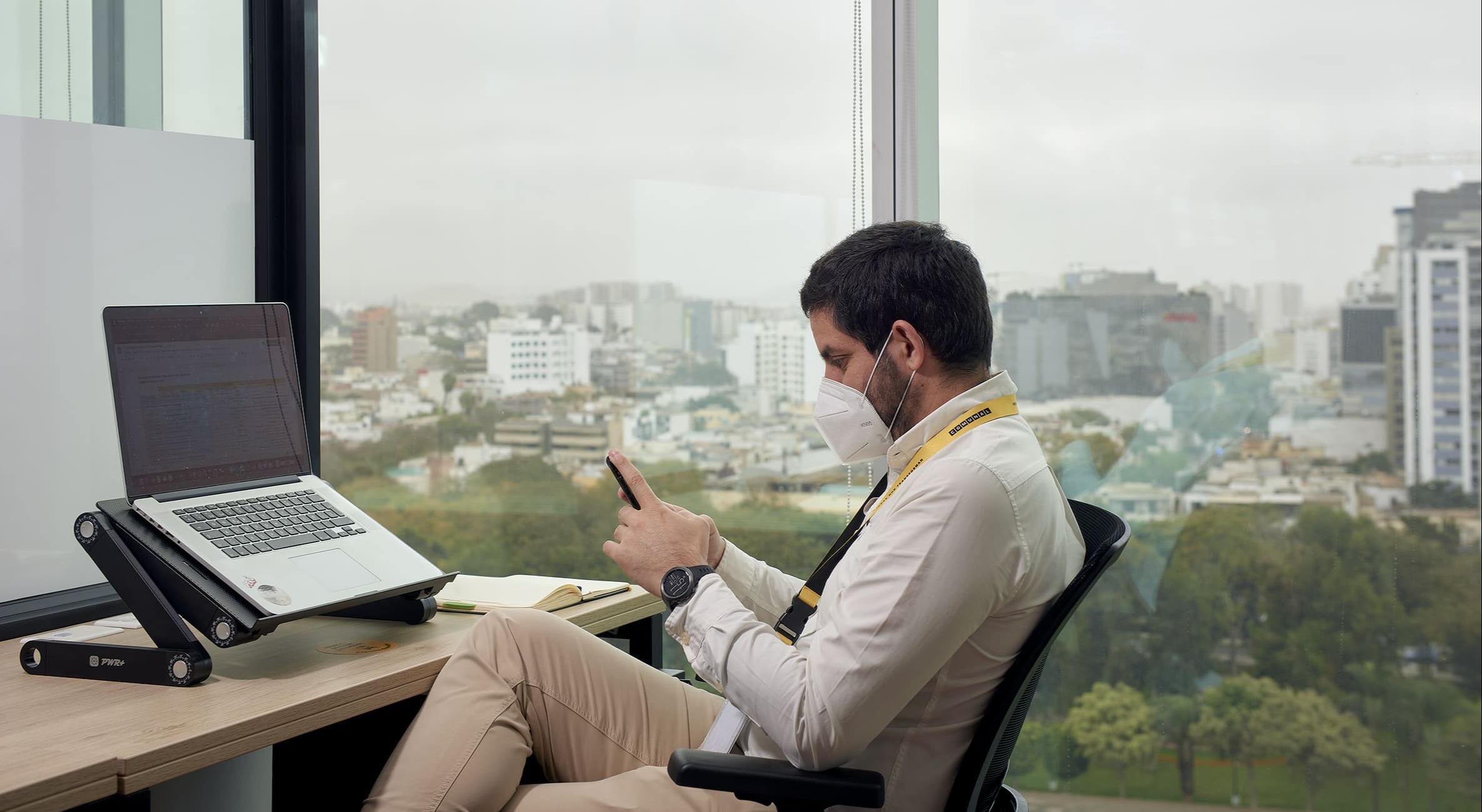 home office y coworking la dupla de la nueva normalidad