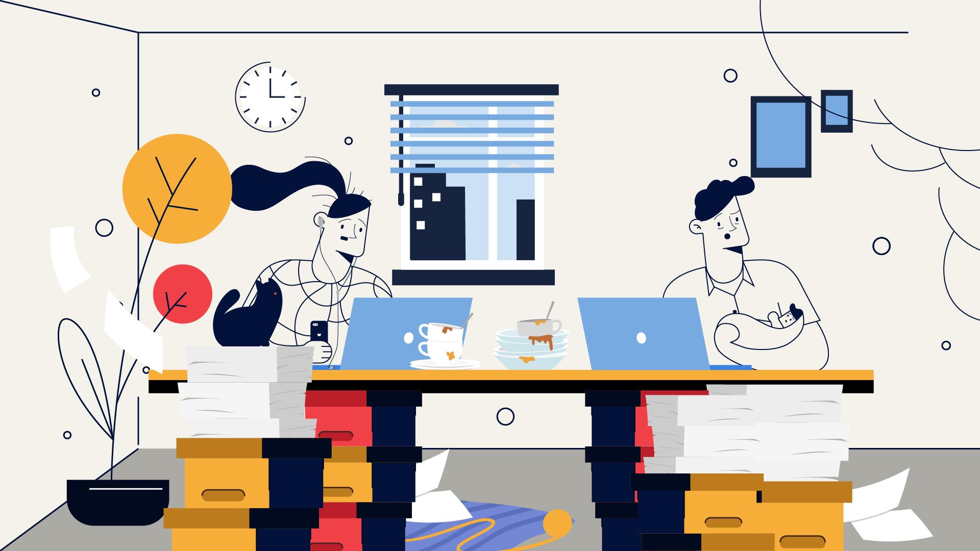 home office los desafios de trabajar en un entorno virtual